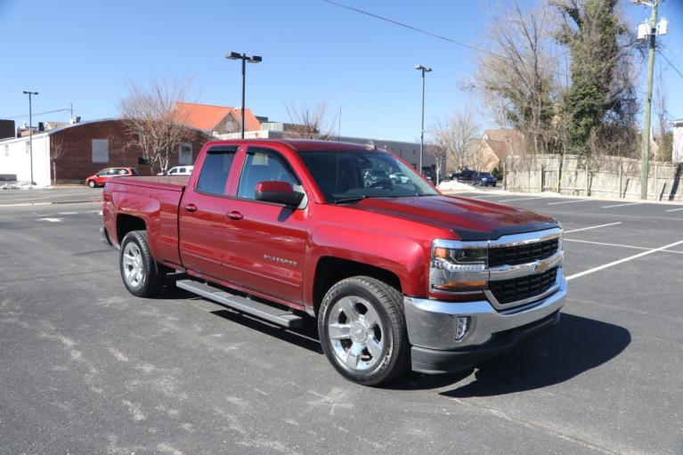 Used Used 2016 Chevrolet SILVERADO 1500 LT 2WD DB CAB W/ALL STAR EDITION LT DOUBLE CAB 2WD for sale $31,950 at Auto Collection in Murfreesboro TN