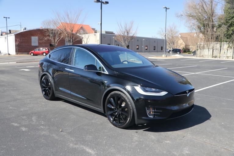 Used Used 2020 Tesla MODEL X LONG RANGE AWD LONG RANGE for sale $87,950 at Auto Collection in Murfreesboro TN