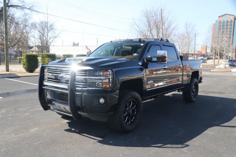 Used 2017 Chevrolet SILVERADO 2500 HD HIGH COUNTRY DURAMAX W/NAV for sale Sold at Auto Collection in Murfreesboro TN 37130 2