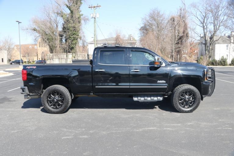 Used 2017 Chevrolet SILVERADO 2500 HD HIGH COUNTRY DURAMAX W/NAV for sale Sold at Auto Collection in Murfreesboro TN 37130 8