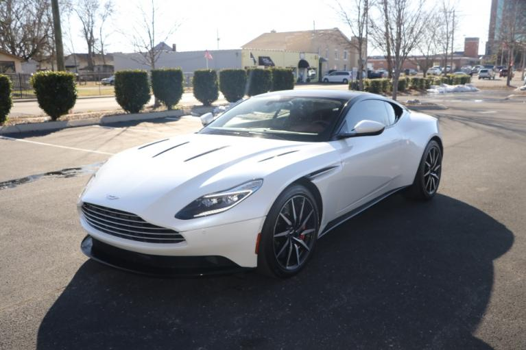 Used 2017 Aston Martin DB11 V12 COUPE RWD W/NAV for sale Sold at Auto Collection in Murfreesboro TN 37130 2