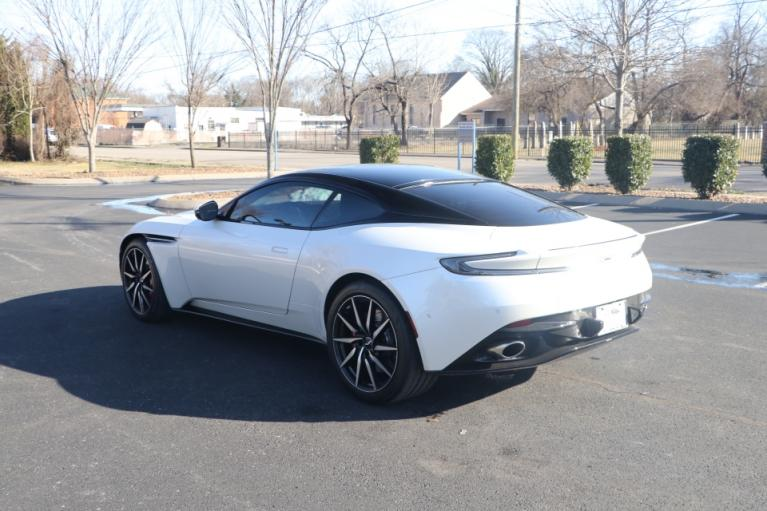 Used 2017 Aston Martin DB11 V12 COUPE RWD W/NAV for sale Sold at Auto Collection in Murfreesboro TN 37130 4