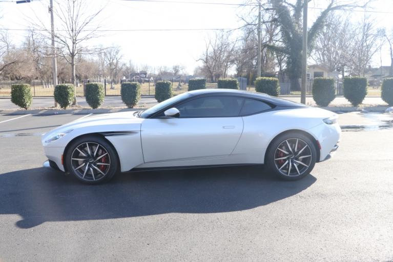 Used 2017 Aston Martin DB11 V12 COUPE RWD W/NAV for sale Sold at Auto Collection in Murfreesboro TN 37130 7