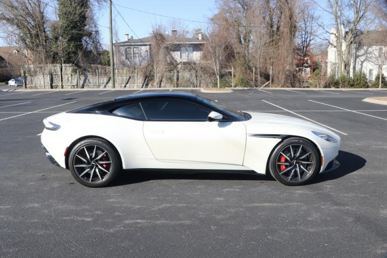 Used 2017 Aston Martin DB11 V12 COUPE RWD W/NAV for sale Sold at Auto Collection in Murfreesboro TN 37130 8