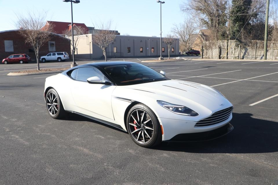 Used 2017 Aston_Martin DB11 V12 COUPE SHARE RWD W/NAV for sale $145,900 at Auto Collection in Murfreesboro TN 37130 1