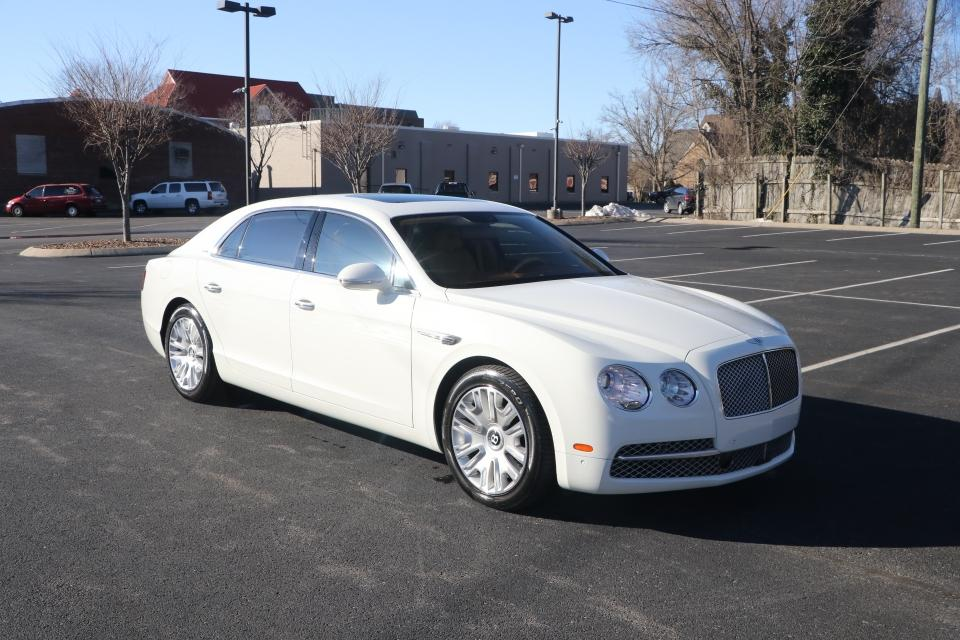 Used 2014 Bentley CONTINENTAL FLYING SPUR W12 W/NAV for sale $99,950 at Auto Collection in Murfreesboro TN 37130 1