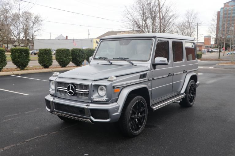 Used 2018 Mercedes-Benz G65 AMG 4MATIC W/NAV for sale Sold at Auto Collection in Murfreesboro TN 37130 2