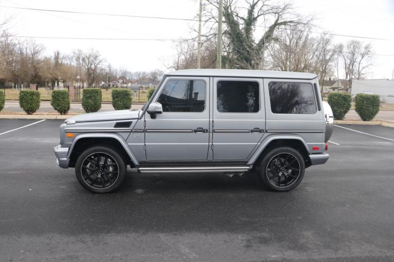 Used 2018 Mercedes-Benz G65 AMG 4MATIC W/NAV for sale Sold at Auto Collection in Murfreesboro TN 37130 7