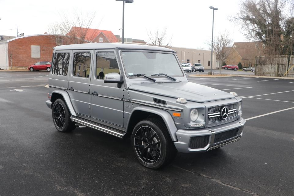 Used 2018 Mercedes-Benz G65 AMG 4MATIC W/NAV for sale Sold at Auto Collection in Murfreesboro TN 37130 1