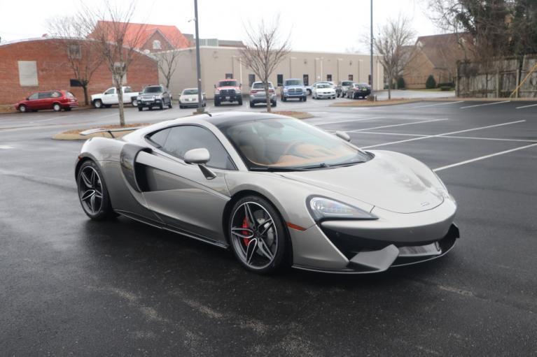 Used Used 2017 Mclaren 570GT COUPE V8 W/NAV BASE for sale $159,950 at Auto Collection in Murfreesboro TN