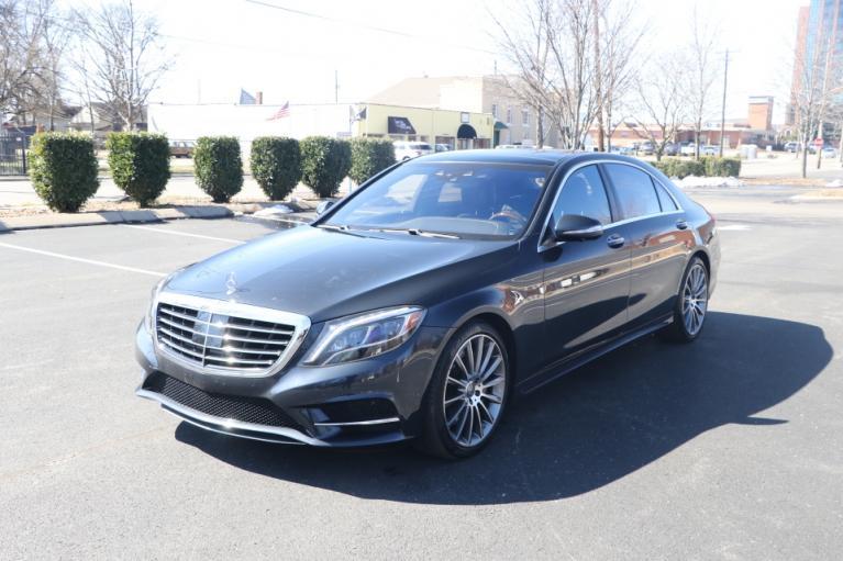 Used 2015 Mercedes-Benz S550 PREMIUM SPORT RWD W/NAV for sale $44,950 at Auto Collection in Murfreesboro TN 37130 2