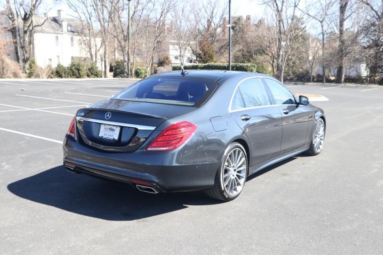 Used 2015 Mercedes-Benz S550 PREMIUM SPORT RWD W/NAV for sale $44,950 at Auto Collection in Murfreesboro TN 37130 3