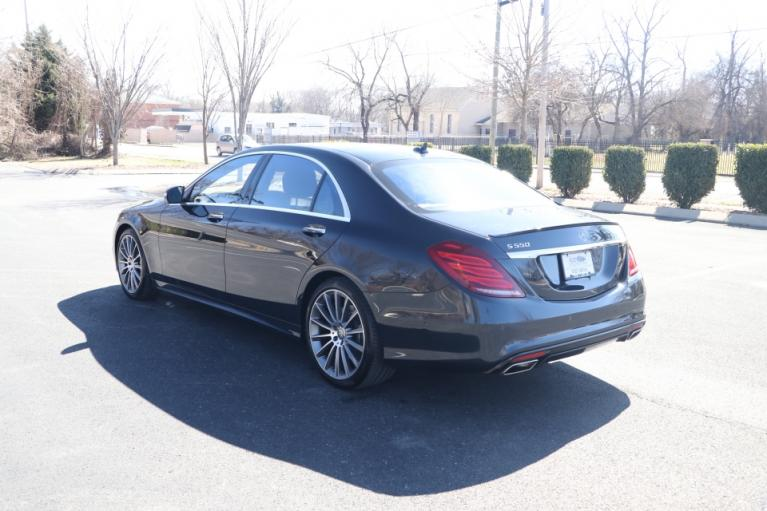 Used 2015 Mercedes-Benz S550 PREMIUM SPORT RWD W/NAV for sale $44,950 at Auto Collection in Murfreesboro TN 37130 4