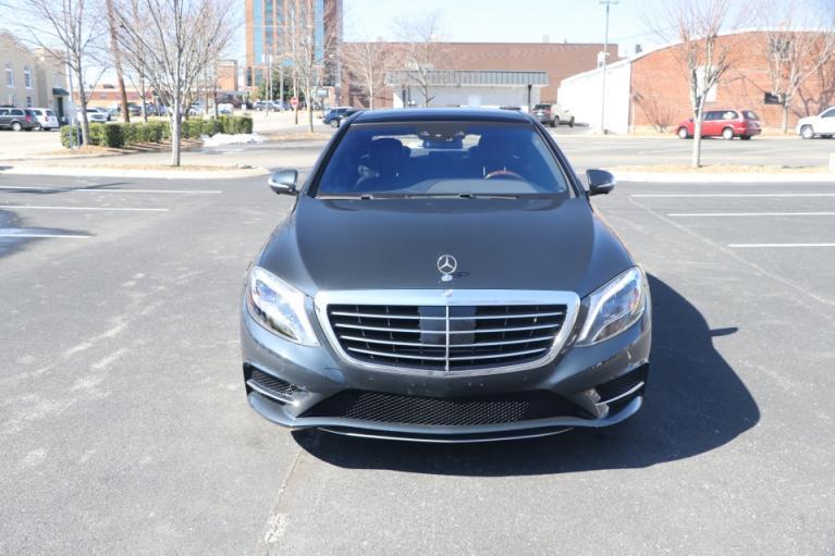 Used 2015 Mercedes-Benz S550 PREMIUM SPORT RWD W/NAV for sale $44,950 at Auto Collection in Murfreesboro TN 37130 5
