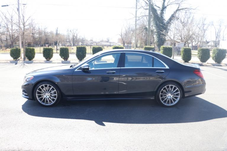 Used 2015 Mercedes-Benz S550 PREMIUM SPORT RWD W/NAV for sale $44,950 at Auto Collection in Murfreesboro TN 37130 7