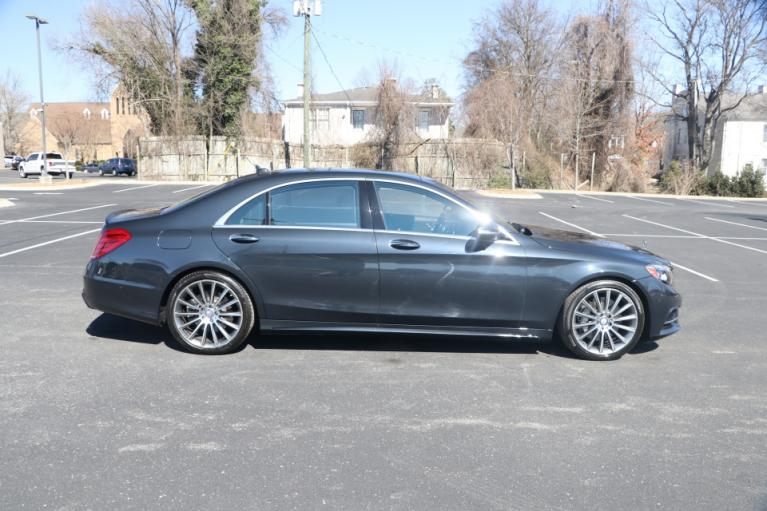 Used 2015 Mercedes-Benz S550 PREMIUM SPORT RWD W/NAV for sale $44,950 at Auto Collection in Murfreesboro TN 37130 8