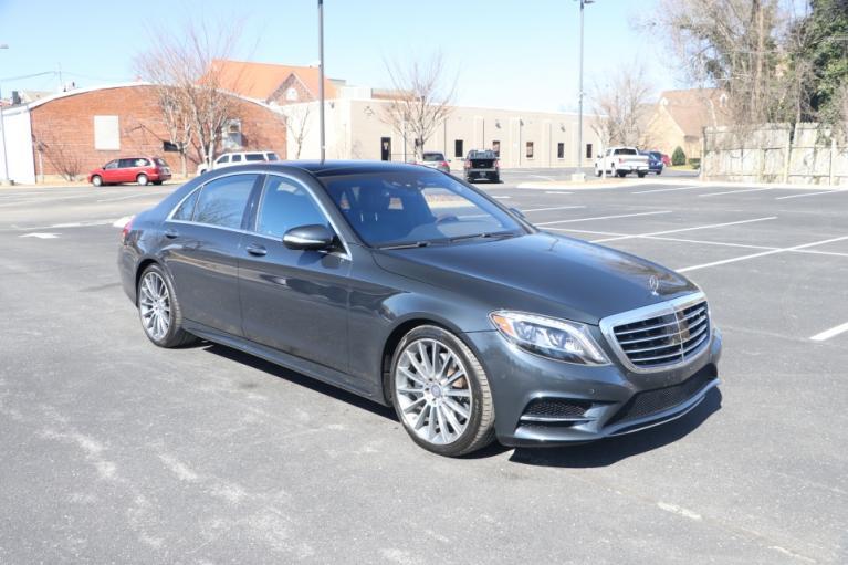 Used 2015 Mercedes-Benz S550 PREMIUM SPORT RWD W/NAV for sale $44,950 at Auto Collection in Murfreesboro TN 37130 1