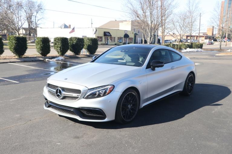 Used 2018 Mercedes-Benz C63 AMG COUPE RWD W/NAV for sale $57,950 at Auto Collection in Murfreesboro TN 37130 2