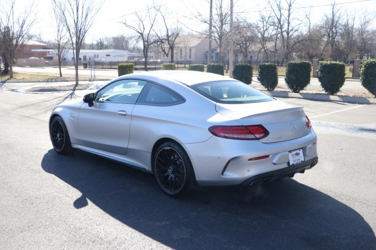 Used 2018 Mercedes-Benz C63 AMG COUPE RWD W/NAV for sale $57,950 at Auto Collection in Murfreesboro TN 37130 4
