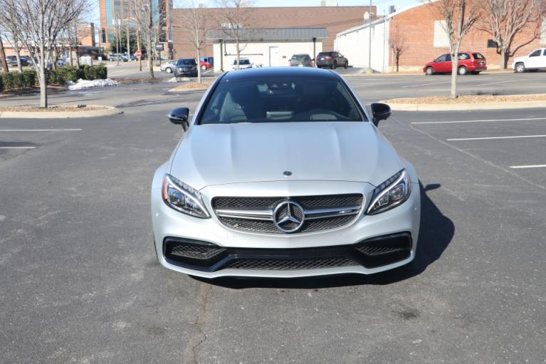 Used 2018 Mercedes-Benz C63 AMG COUPE RWD W/NAV for sale $57,950 at Auto Collection in Murfreesboro TN 37130 5