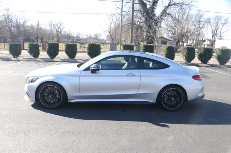 Used 2018 Mercedes-Benz C63 AMG COUPE RWD W/NAV for sale $57,950 at Auto Collection in Murfreesboro TN 37130 7