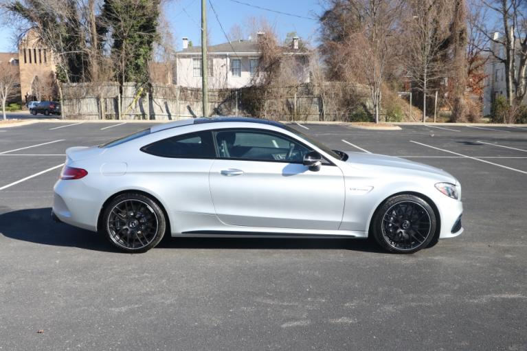 Used 2018 Mercedes-Benz C63 AMG COUPE RWD W/NAV for sale $57,950 at Auto Collection in Murfreesboro TN 37130 8