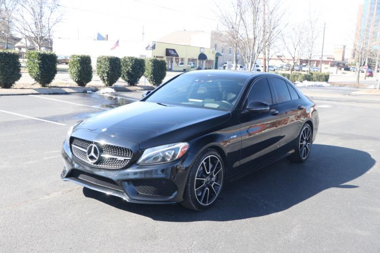 Used 2017 Mercedes-Benz C43 4MATIC AMG PREMIUM W/NAV for sale Sold at Auto Collection in Murfreesboro TN 37130 2