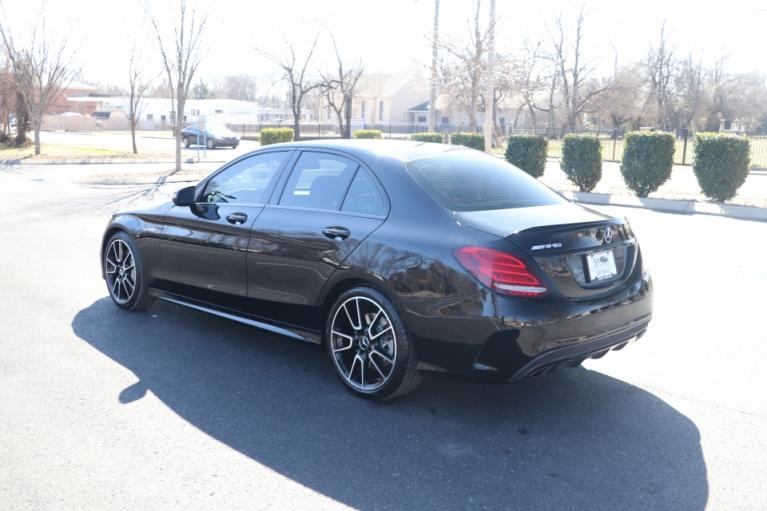 Used 2017 Mercedes-Benz C43 4MATIC AMG PREMIUM W/NAV for sale Sold at Auto Collection in Murfreesboro TN 37130 4