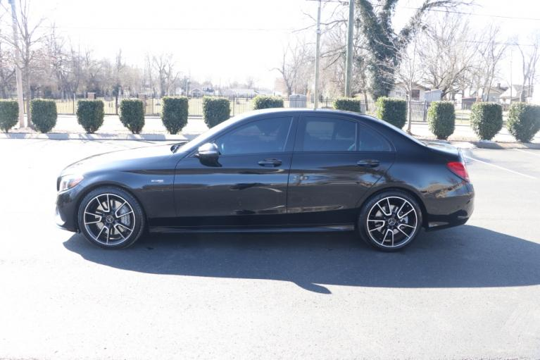 Used 2017 Mercedes-Benz C43 4MATIC AMG PREMIUM W/NAV for sale Sold at Auto Collection in Murfreesboro TN 37130 7