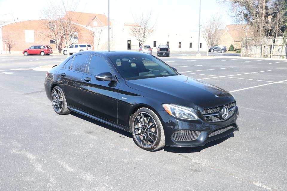 Used 2017 Mercedes-Benz C43 4MATIC AMG PREMIUM W/NAV for sale Sold at Auto Collection in Murfreesboro TN 37130 1