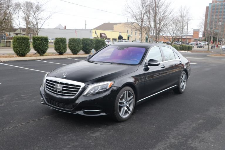 Used 2014 Mercedes-Benz S550 PREMIUM RWD W/NAV S550 RWD for sale Sold at Auto Collection in Murfreesboro TN 37130 2