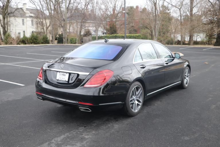 Used 2014 Mercedes-Benz S550 PREMIUM RWD W/NAV S550 RWD for sale Sold at Auto Collection in Murfreesboro TN 37130 3