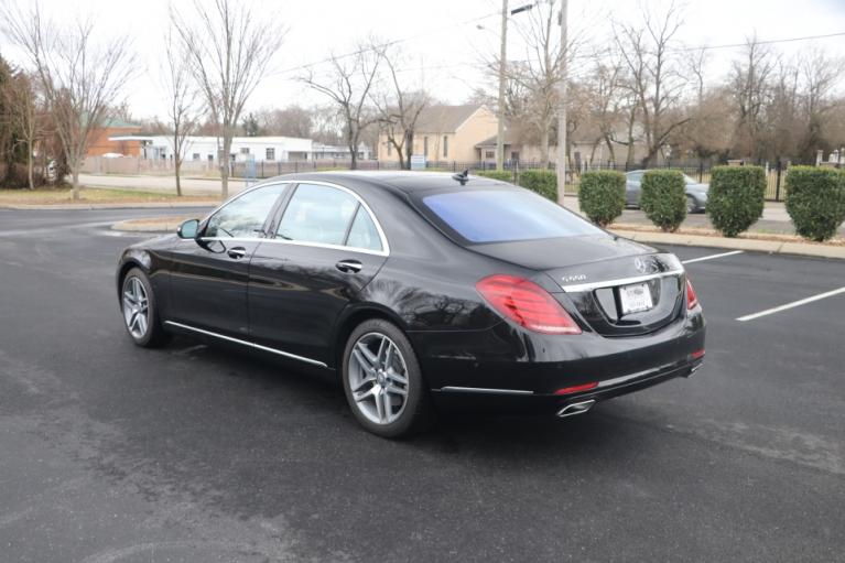 Used 2014 Mercedes-Benz S550 PREMIUM RWD W/NAV S550 RWD for sale Sold at Auto Collection in Murfreesboro TN 37130 4
