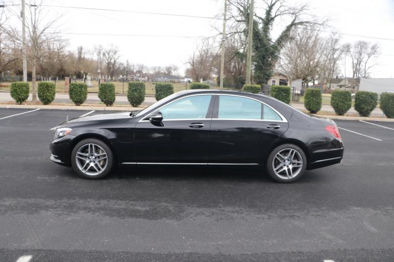 Used 2014 Mercedes-Benz S550 PREMIUM RWD W/NAV S550 RWD for sale Sold at Auto Collection in Murfreesboro TN 37130 7