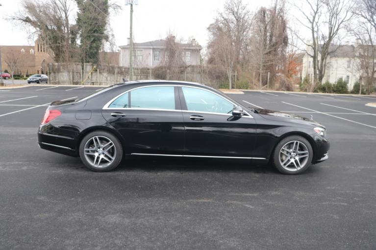 Used 2014 Mercedes-Benz S550 PREMIUM RWD W/NAV S550 RWD for sale Sold at Auto Collection in Murfreesboro TN 37130 8