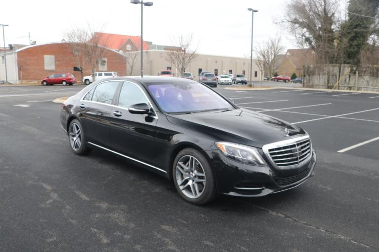 Used 2014 Mercedes-Benz S550 PREMIUM RWD W/NAV S550 RWD for sale Sold at Auto Collection in Murfreesboro TN 37130 1