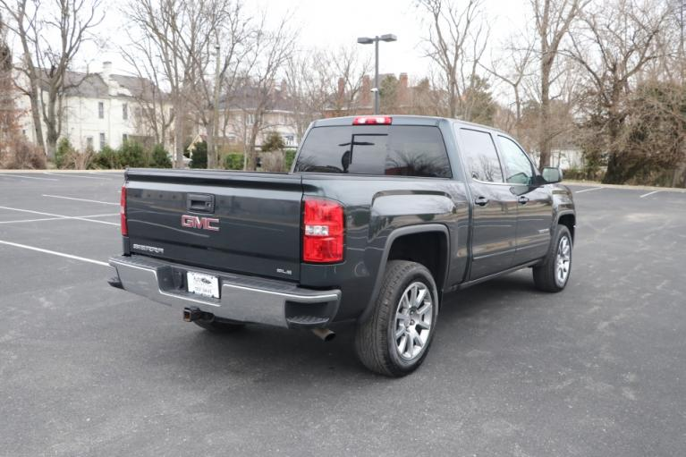 Used 2018 GMC SIERRA 1500 SLE CREW CAB 4X4 for sale Sold at Auto Collection in Murfreesboro TN 37130 3