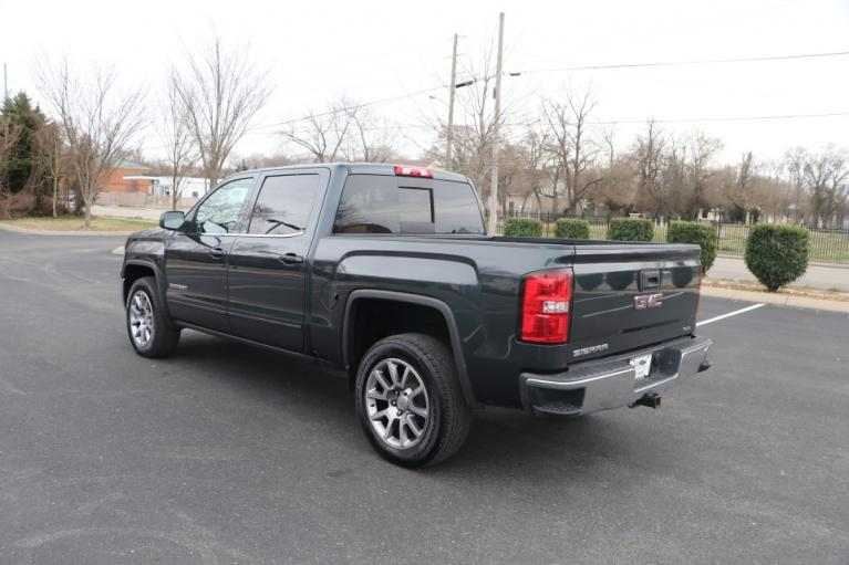 Used 2018 GMC SIERRA 1500 SLE CREW CAB 4X4 for sale Sold at Auto Collection in Murfreesboro TN 37130 4