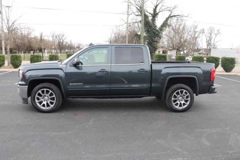 Used 2018 GMC SIERRA 1500 SLE CREW CAB 4X4 for sale Sold at Auto Collection in Murfreesboro TN 37130 7