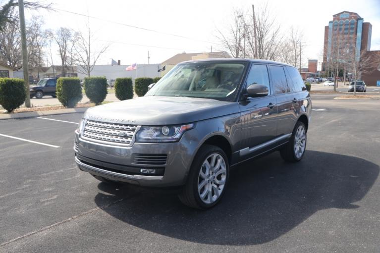 Used 2017 Land Rover RANGE ROVER 5.0 SUPERCHARGED AWD W/NAV for sale $67,950 at Auto Collection in Murfreesboro TN 37130 2