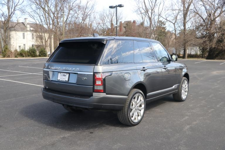 Used 2017 Land Rover RANGE ROVER 5.0 SUPERCHARGED AWD W/NAV for sale $67,950 at Auto Collection in Murfreesboro TN 37130 3