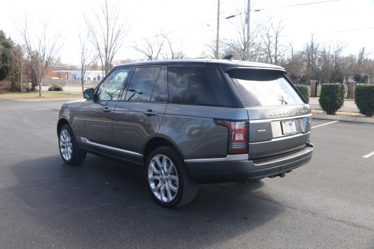 Used 2017 Land Rover RANGE ROVER 5.0 SUPERCHARGED AWD W/NAV for sale $67,950 at Auto Collection in Murfreesboro TN 37130 4