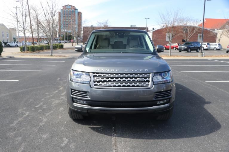 Used 2017 Land Rover RANGE ROVER 5.0 SUPERCHARGED AWD W/NAV for sale $67,950 at Auto Collection in Murfreesboro TN 37130 5