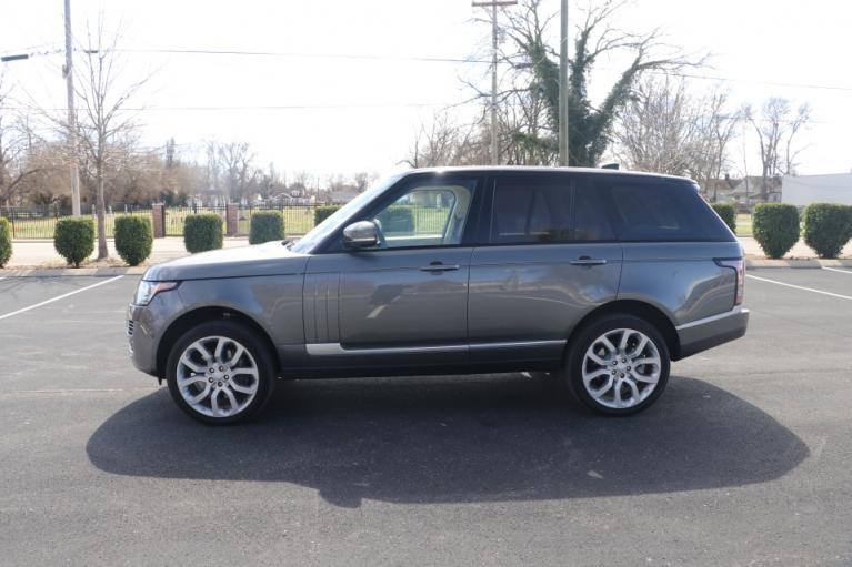 Used 2017 Land Rover RANGE ROVER 5.0 SUPERCHARGED AWD W/NAV for sale $67,950 at Auto Collection in Murfreesboro TN 37130 7