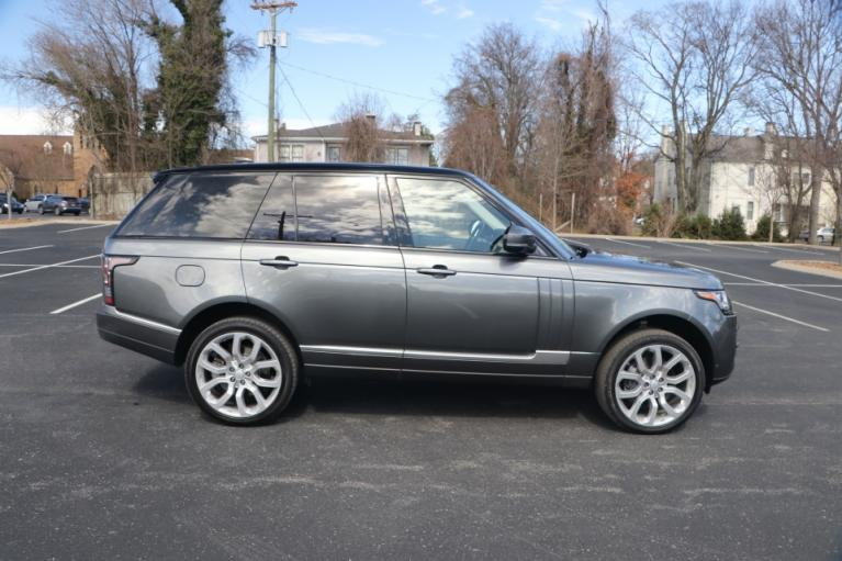Used 2017 Land Rover RANGE ROVER 5.0 SUPERCHARGED AWD W/NAV for sale $67,950 at Auto Collection in Murfreesboro TN 37130 8