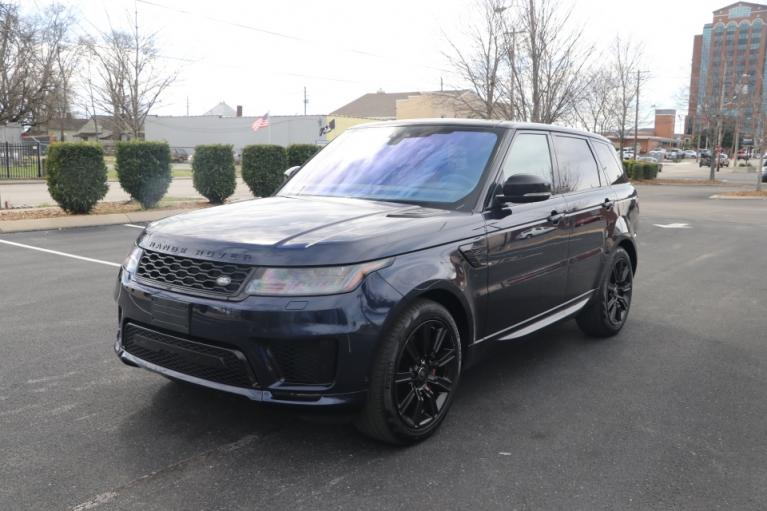 Used 2019 Land_Rover RANGE ROVER SPORT HSE DYNAMIC AWD W/NAV for sale $84,950 at Auto Collection in Murfreesboro TN 37130 2