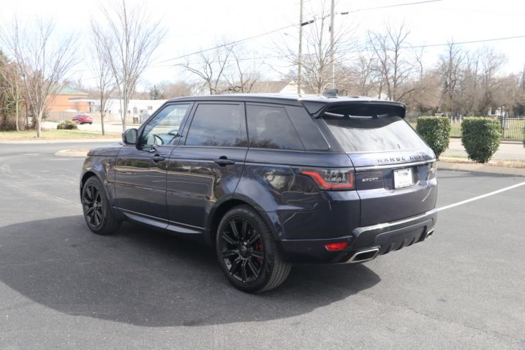 Used 2019 Land_Rover RANGE ROVER SPORT HSE DYNAMIC AWD W/NAV for sale $84,950 at Auto Collection in Murfreesboro TN 37130 4