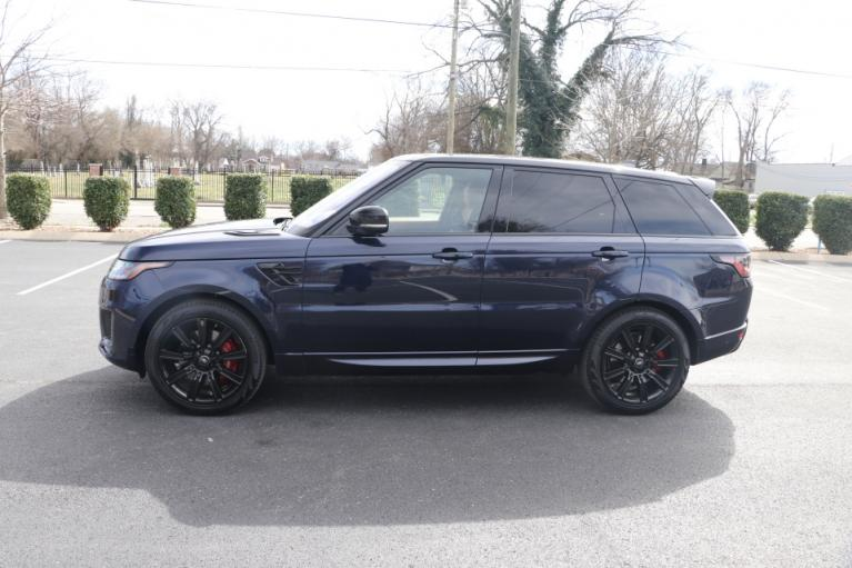 Used 2019 Land_Rover RANGE ROVER SPORT HSE DYNAMIC AWD W/NAV for sale $84,950 at Auto Collection in Murfreesboro TN 37130 7