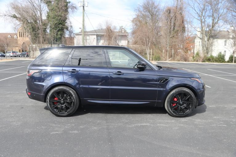 Used 2019 Land_Rover RANGE ROVER SPORT HSE DYNAMIC AWD W/NAV for sale $84,950 at Auto Collection in Murfreesboro TN 37130 8