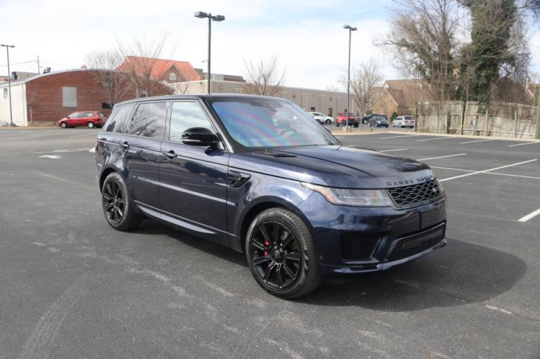 Used Used 2019 Land_Rover RANGE ROVER SPORT HSE DYNAMIC AWD W/NAV for sale $84,950 at Auto Collection in Murfreesboro TN